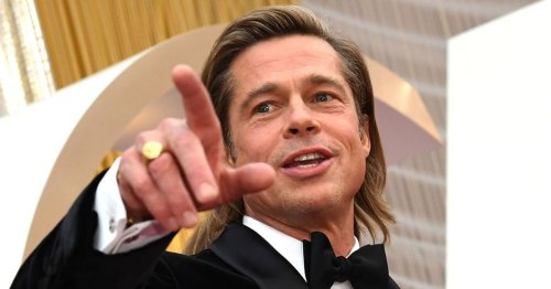 Brad Pitt was 'infatuated' with Paula Yates and gifted a ring after they flirted