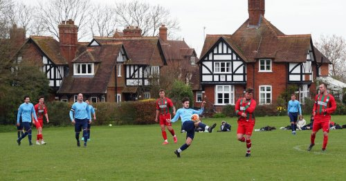 There are 40,000 amateur football teams in the UK - but they could all disappear