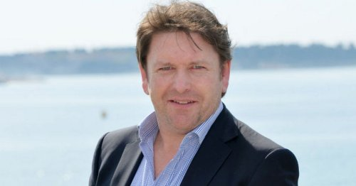 TV chef James Martin lost five stone in two months by cutting down on fatty food
