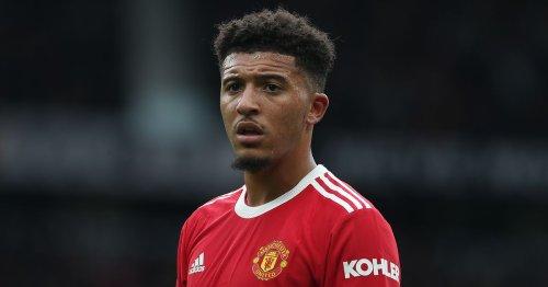 Sancho ruthlessly mocked by Sky Germany over £73million star's Man Utd struggles