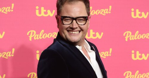 Alan Carr jokes about Adele refusing to let him stay at her LA home