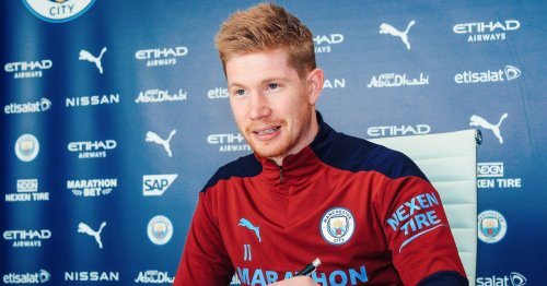 De Bruyne's £83m Man City contract is first step in football's next revolution