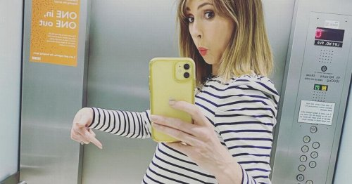 One Show's Alex Jones worried she'd left it too late to have another baby