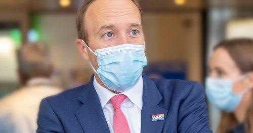 Matt Hancock 'kept vaccine data from Boris Johnson before restrictions call'