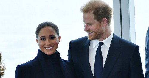 Meghan given new nickname during New York trip - and Prince Harry is a fan