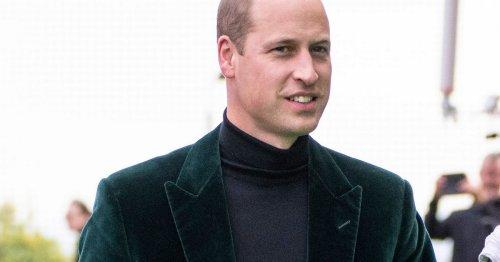 Prince William channels James Bond with green velvet jacket at Earthshot Prize