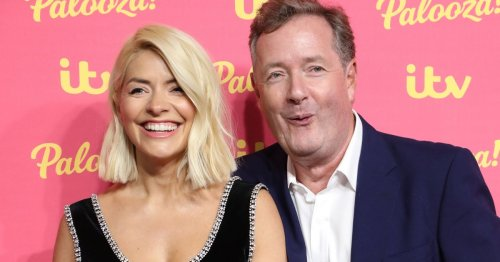 Holly Willoughby's brutal text after Piers Morgan suggested they host GMB