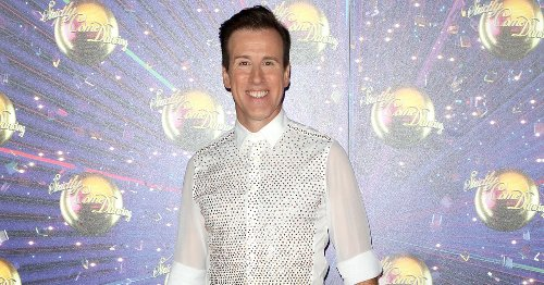Anton laments being overlooked to dance with young underwear models on Strictly