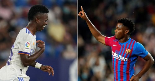 El Clasico life after Messi and Ronaldo goes on as new generation shines