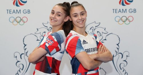 Meet the 16 year old twins competing for Team GB Olympic gold