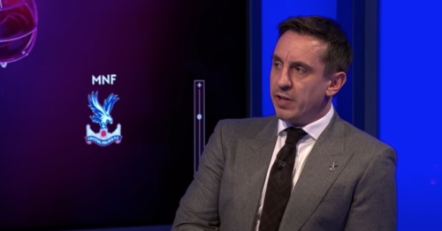 Neville picks dream Monday Night Football guest - and Man Utd fans would watch