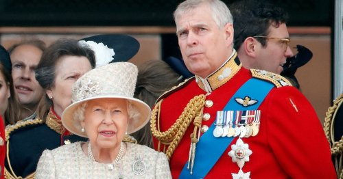 'Queen is master of silence over to Andrew - but not when she needs a decoy'