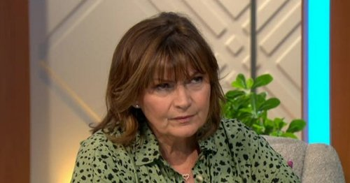 Lorraine Kelly furiously slams 'embarrassing' Prince Andrew ahead of US case