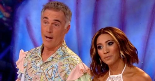 Strictly fans predict Greg Wise will be next to leave after 'awkward' Samba