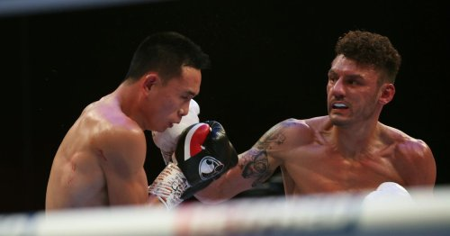 Leigh Wood stuns world champion Xu Can to pull off Fight Camp upset