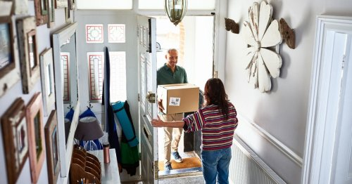 Millions of Brits have paid loved one to sit in and wait for a delivery for them