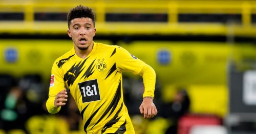 Jadon Sancho camp 'more confident than ever' over Man Utd transfer this summer