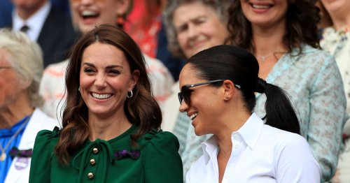 Signs of Kate and Meghan's rift seen early on, royal expert claims