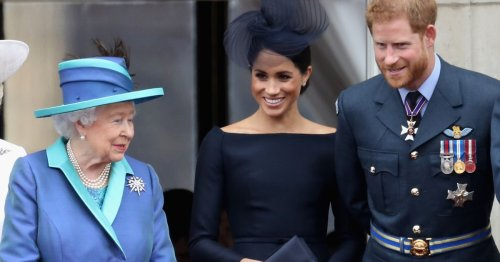 Harry 'introduced Lilibet to Queen' via video call after return from hospital