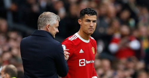 Ronaldo makes feelings on Solskjaer clear with strong message to teammates