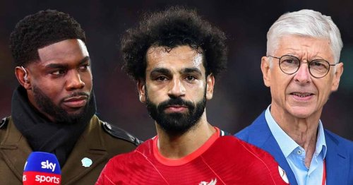 Micah Richards agrees with Wenger about Mo Salah as he stalls on Liverpool deal