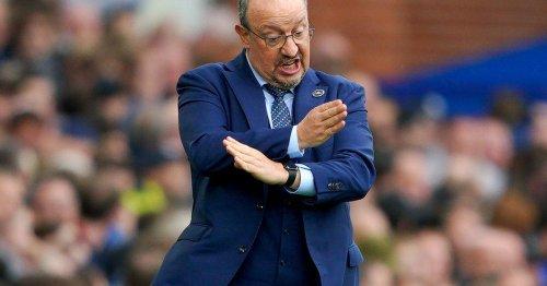Rafa Benitez sends message to Everton boo-boys after humbling Watford defeat