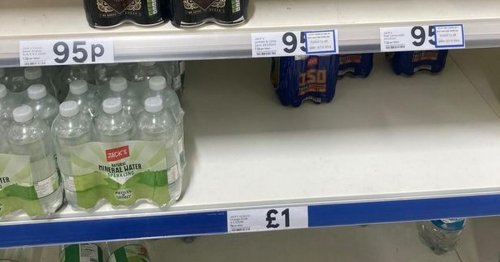 Empty shelves as supply chains hit for everything from baby wipes to cereal