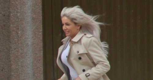 Woman spared jail after breaking mother of bride's arm before wedding to ex