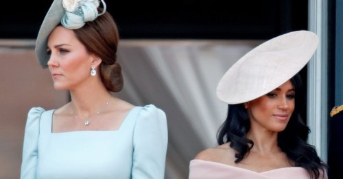 'Queen and Kate offering Meghan the olive branch is in their best interests too'