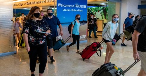 'We found out Mexico was going on the Red List while our flight was in mid-air'