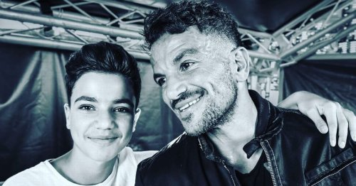 Peter Andre says son Junior is the spitting image of Love Island's Tommy Fury