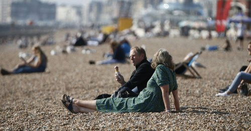 Exact date mini-heatwave is due to sizzle Britain before weather turns colder