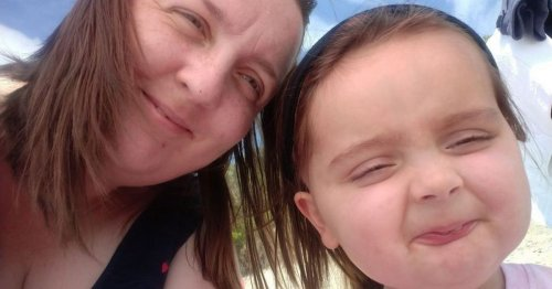 Mum felt it was 'the end of the world' after daughter, 3, given one year to live