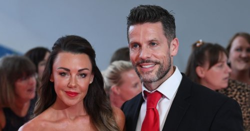 Michelle Heaton hoped husband would leave her as booze battle was 'killing him'