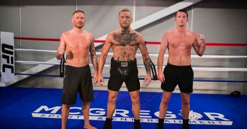 Conor McGregor begins Dustin Poirier 3 camp as coaches jet out to Dubai