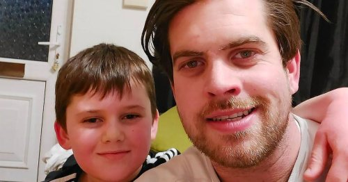 Boy killed by hit-and-run driver as he walked home from cricket with his dad