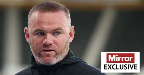 Rooney party girls 'didn't know who he was and kept calling him Wayne Clooney'