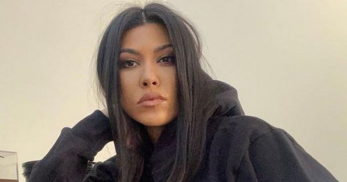 Kourtney Kardashian shares unedited disposable camera pics amid wedding rumours