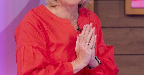 Loose Women's Kaye Adams may need hearing aid after struggling to hear