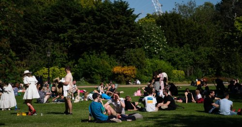 Brits set to enjoy 13-day mini heatwave after Bank Holiday Monday sizzler