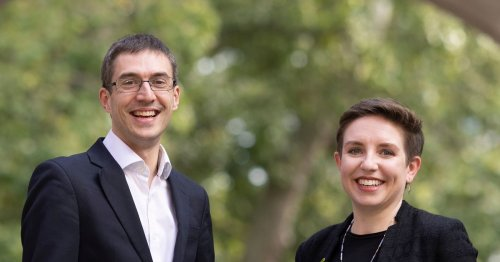 Green Party's new leaders say they could one day be in government