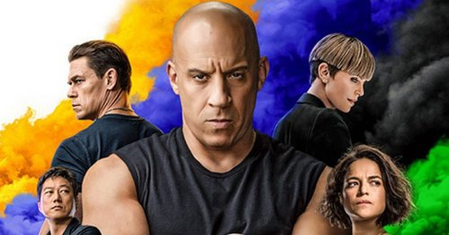 'Fast & Furious franchise wilder and more explosive than ever n F9'