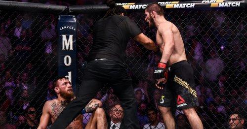 "Conor McGregor brands Khabib Nurmagomedov ""homophobic"" in deleted x-rated rant"