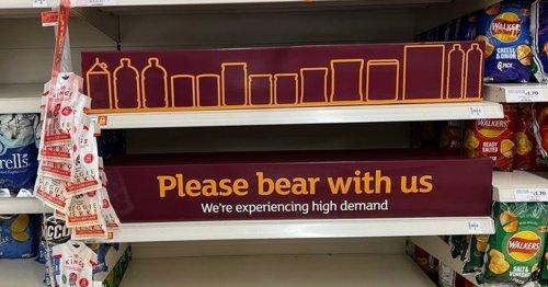 Walkers struggling to make enough crisps as shelves go bare after factory glitch