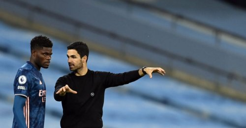 """Arteta admits Arsenal could be forced to find Partey """"replacement"""""""