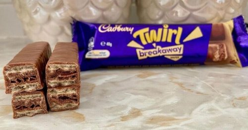 Cadbury's new Twirl bar divides B&M shoppers as some say it's 'same as Timeout'