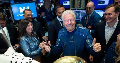 Richard Branson set for space flight on July 11 beating Jeff Bezos by nine days