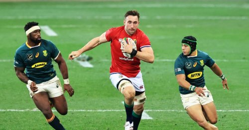 British and Irish Lions get off to winning start in comeback over South Africa
