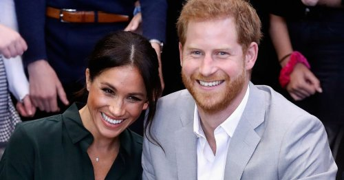 Prince Harry and Meghan Markle's baby girl name leaked & it may mend royal rifts