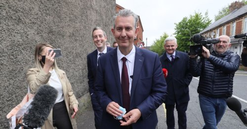 Edwin Poots elected new leader of Democratic Unionist Party in Northern Ireland